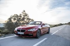 BMW released a huge gallery of the updated 6 Series model. Lease Deals, Bmw 6 Series, Car Photos, Convertible, Vehicles, Indiana Jones, Supercars, Live Life, Google
