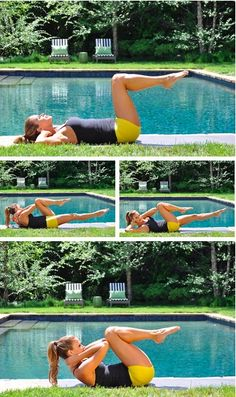 Ab Workout. #abs #fitness #exercise #workout #core