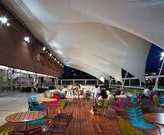 Sao Paulo Library / Aflalo & Gasperini Architects