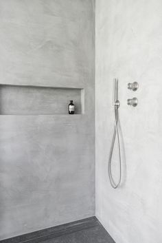 ... microcement bathroom