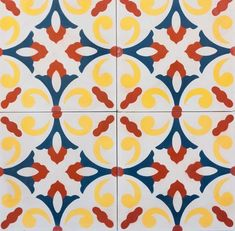 Cement Encaustic – Toronto Tiles | Saltillo Imports Inc. Toronto Green Mosaic Tiles, Encaustic Tile, Tile Patterns, Cement, Rugs, Kitchen Remodel, Toronto, Home Decor, Bathroom