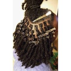 The Home of Locs — #Repost @she_whoknows ・・・ Retwisting.. [FAQs: I...