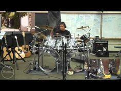 So Far Away by Avenged Sevenfold Drum Cover by Myron Carlos with drumless track