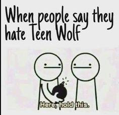 Kill them all #teenwolf