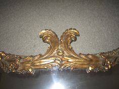 Gold Gilt wood French art deco Mirror  for sale seller girlsauction2 on ebay contact now  #french pier mirror