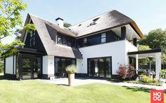 Van der Wardt - Rietgedekte Villa Bilthoven - Hoog ■ Exclusieve woon- en tuin inspiratie.