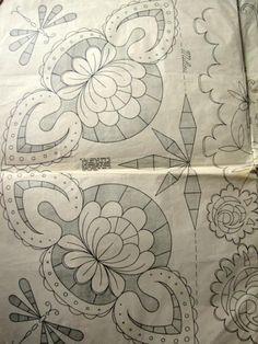 Resultado de imagen para manteles bordados a mano patrones - Google Search