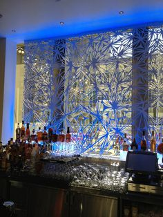 Solutions | Wall Systems | Custom Nebula Screen by ARKTURA - Seattle, WA