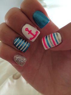 summer nails 2014