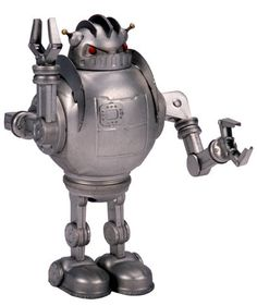 Zathura wind up Robot - Rare Schylling Tin Toys Limited Edition!