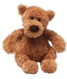Gund's adorable mini plush Teddy Bear 'Schlepp'.