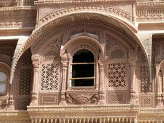 The Mehrangarh Fort Jaisalmer, Architecture Old, Rajasthan India, Jodhpur, Forts, Islamic Calligraphy, Fashion Illustrations, Wood Carving, Barcelona Cathedral