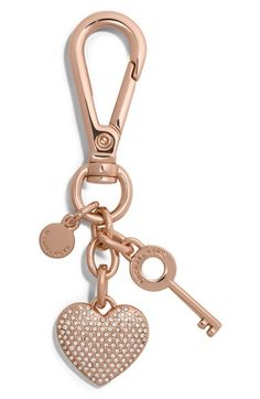 MICHAEL+Michael+Kors+'Heart'+Key+Chain+available+at+#Nordstrom