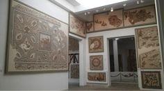 """Belle visite """"virtuelle"""" du Musée du Bardo - Tunis, sur Les Clés du Moyen Orient http://www.lesclesdumoyenorient.com/Le-musee-du-Bardo-a-Tunis.html"""