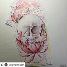 Like that not sure be suiting to my art but I like! Tattoo Design Drawings, Skull Tattoo Design, Skull Design, Skull Tattoos, Tattoo Sketches, Body Art Tattoos, Hand Tattoos, Tattoo Designs, Stencils Tatuagem