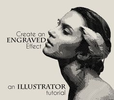 In this tutorial I am going to show you how to take a photograph and turn it into an engraved illustration effect in Illustrator. Our end result will be a pure vector design. We will go through preparing the image, and then we will apply some patterns to the shapes, manipulating them to achieve the