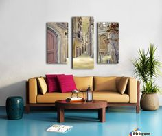 Fun / Fancy Home Decor Items, painting, Triptych Living Room Decor, Bedroom Decor, Bedroom Kids, Kids Room, Colourful Living Room, Art For Sale Online, Art Online, Fancy Houses, Canvas Artwork