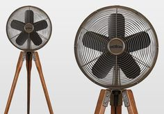 Surplus | Products, Gear & Gadgets for Men - Arden Fan Sometimes you just can't beat the heat....