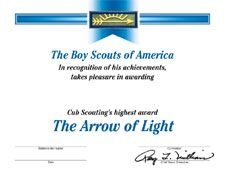 1000 images about cub scouts on pinterest arrow of
