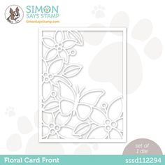 Simon Says Stamp BIG PICTURE BOOK FOX Wafer Dies s569 at Simon Says STAMP! Paper Cards, Diy Cards, Christmas Cards To Make, Christmas Bulbs, Fox Crafts, Circle Crafts, Single Rose, Diy Scrapbook, Scrapbooking