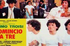 """""""Ricomincio da tre"""", Massimo Troisi torna in sala. Lello Arena: """"Era talento e poesia"""" - Repubblica.it Mobile"""