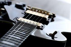 Gibson Lespaul Custom, Black Model