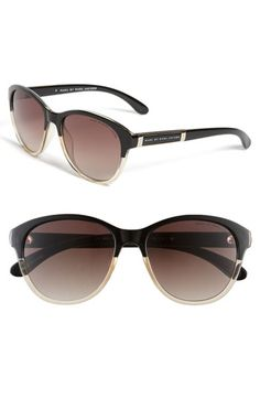 MARC BY MARC JACOBS Retro Plastic Sunglasses