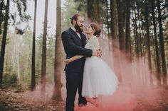 10 Practical Ways To Pull Off Those Color Smoke Bombs In Your ...