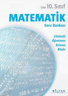 10. Sınıf Matematik Soru Bankası Çözümlü Öğretmen Kılavuz Kitabı