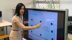 BBC News - How to make your TV a touchscreen