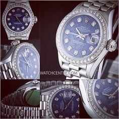 ROLEX PLATINUM SODALITE DIAMOND DIAL & BEZEL DATEJUST 79136 http://www.watchcentre.com/product/rolex-platinum-sodalite-diamond-dial-bezel-datejust-79136/6550 #Rolex #Platinum #PreOwned #Diamond #Sodalite #Datejust #SapphireGlass #Automatic #Ladies #Wristwatch #Luxury #Timepiece #BondStreet #London #Mayfair #Style #WatchCentre #Instagram #Follow