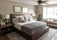 Image result for fixer upper bedrooms