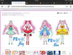 Image result for original futari wa pretty cure art book