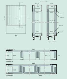 Architecture Details, Landscape Architecture, Facade Design, House Design, U Glass, Channel Glass, Ballet School, Glass Texture, Glass Panels