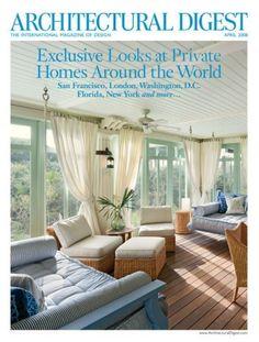 86 Best Quot Architectural Digest Covers Quot Images