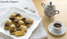 Bignè+con+crema+al+doppio+cioccolato+|+Ricetta