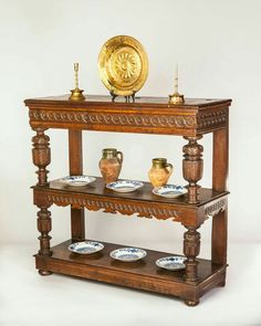 Current stock available at Marhamchurch Antiques - English and Continental woodwork of the late medieval period through the early seventeenth century. Baroque Furniture, Vintage Furniture, Renaissance Furniture, Oak Cupboard, Tudor House, Regency Era, Medieval, Carving, Victorian