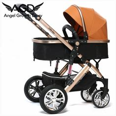 Find More Strollers Information about 2016 New Arrival Baby Stroller Little Sun High Landscape Folding Stroller Two way Four Wheel Baby Stroller Can Sit And Lie,High Quality can you dye polyester,China stroller Suppliers, Cheap stroller baby from Angel Growth Diary on Aliexpress.com