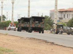 Exército vai reforçar segurança em Petrolina, PE