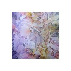 Mindscape 12 by Amanda Spencer,  example of negative painting
