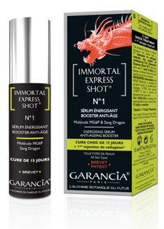 Immortal Express Shot Garancia 39,90€