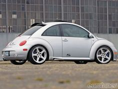 2002 VW Beetle Turbo S.  I had a diesel.  Great gas mileage, but stinky!!