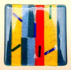 Stripes Tile by Jodi