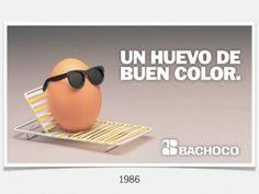 ¡Huevos!… 24 anuncios de publicidad de Bachoco - Blog Luis Maram