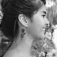 Cute Small Tattoos, Mini Tattoos, Rose Tattoos, Body Art Tattoos, Tatoos, Henna Tattoo Designs, Couple Tattoos, Beautiful Tattoos, Tattoo Artists