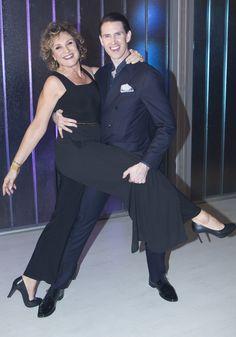 Hanna Sumari osallistuu tanssiparinsa Sami Heleniuksen kanssa Tanssii tähtien kanssa -kisaan.