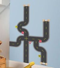 Build a Road, 31 Wall Stickers