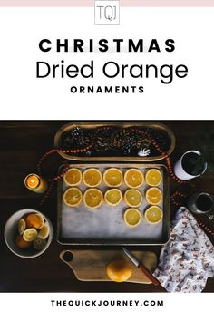 If you are needing a simple Christmas DIY, these dried orange ornaments are the perfect DIY for you. This is even something kids can help with. They add charm and so much color to classic Christmas decor. I share all of the tips and tricks for making the prettiest dried orange ornaments in this post! Classic Christmas Decorations, Simple Christmas, Christmas Diy, Salt Dough Christmas Ornaments, Orange Ornaments, English Cottage Interiors, Parchment Paper Baking, European Decor, Dried Oranges