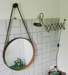 Bathroom #beltmirror