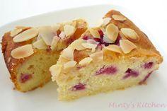 Lemon and raspberry cake for the filling?